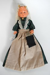 Picture of Netherlands Doll marked Drenthe